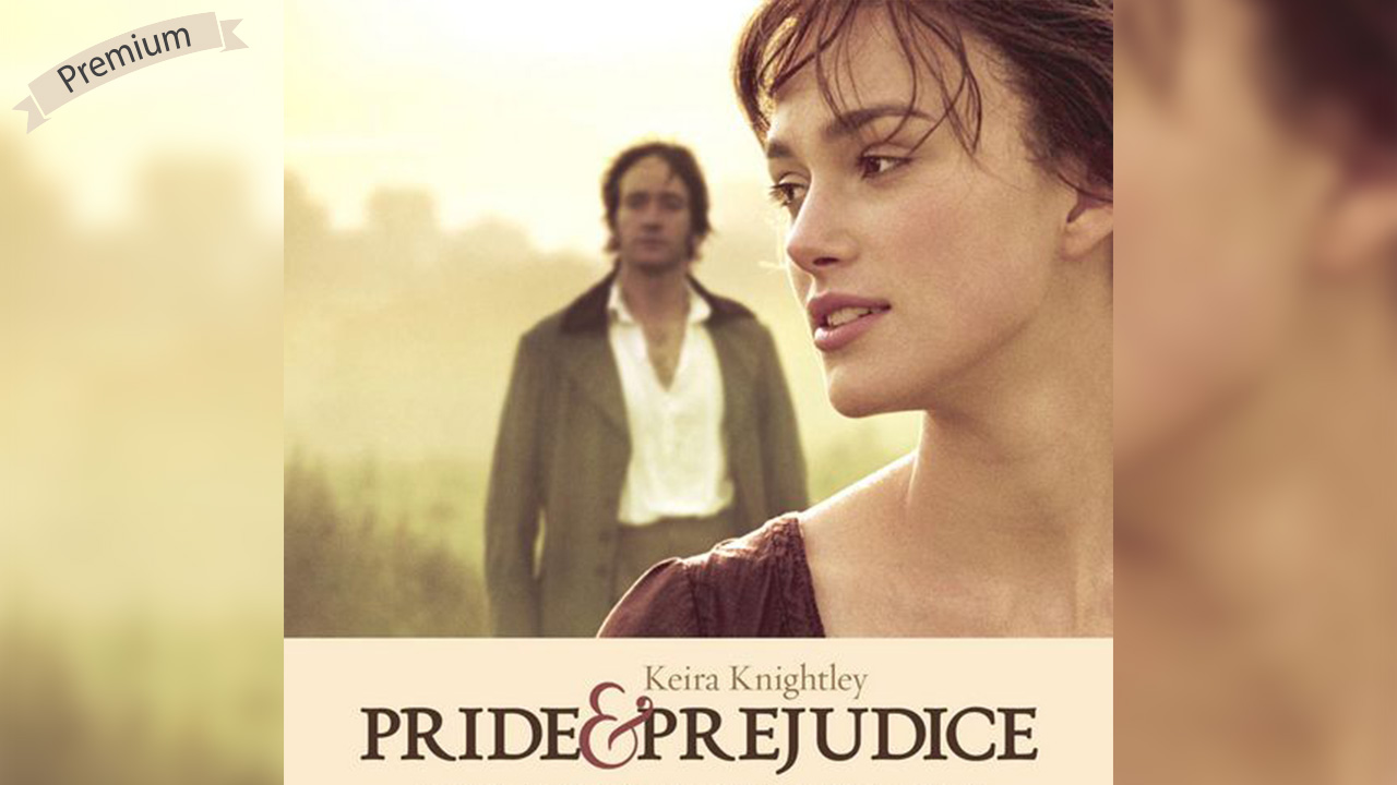 Poster of Pride and Prejudice