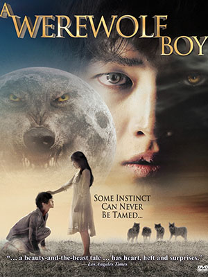 Poster of A Werewolf Boy