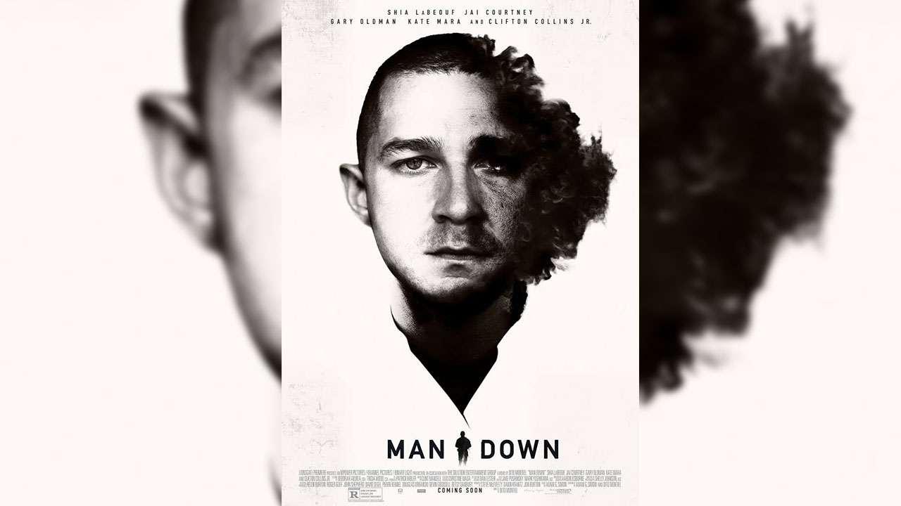Poster of Man Down