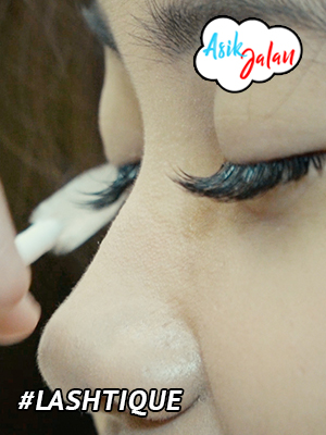 Poster of The Beautiful Lash Make Over