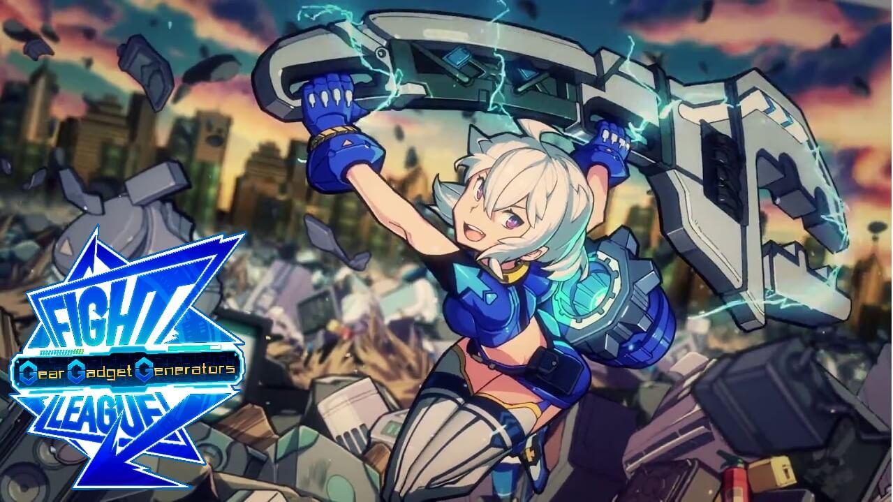 Poster of Fight League: Gear Gadget Generators Eps 2
