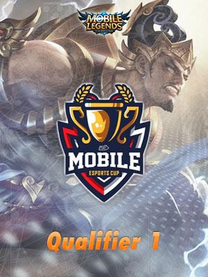 Poster of MLBB Q1 - Combat Troops Indo vs Team NXL