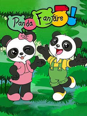 Poster of Panda Fanfare Eps 38