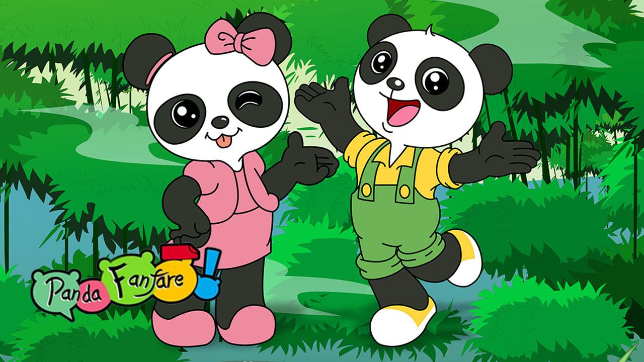 Poster of Panda Fanfare Eps 40