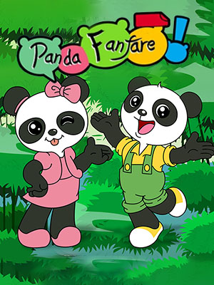 Poster of Panda Fanfare Eps 43