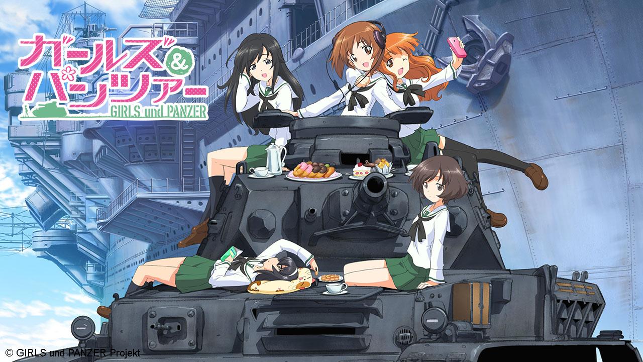 Poster of Girls Und Panzer Eps 10