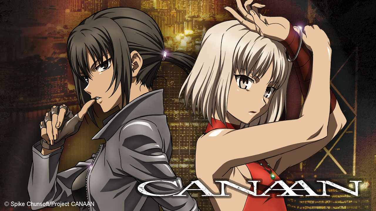 Poster of Canaan Eps 08