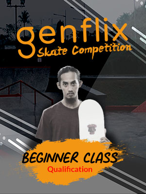 Poster of Beginner Class Qualification Grup F