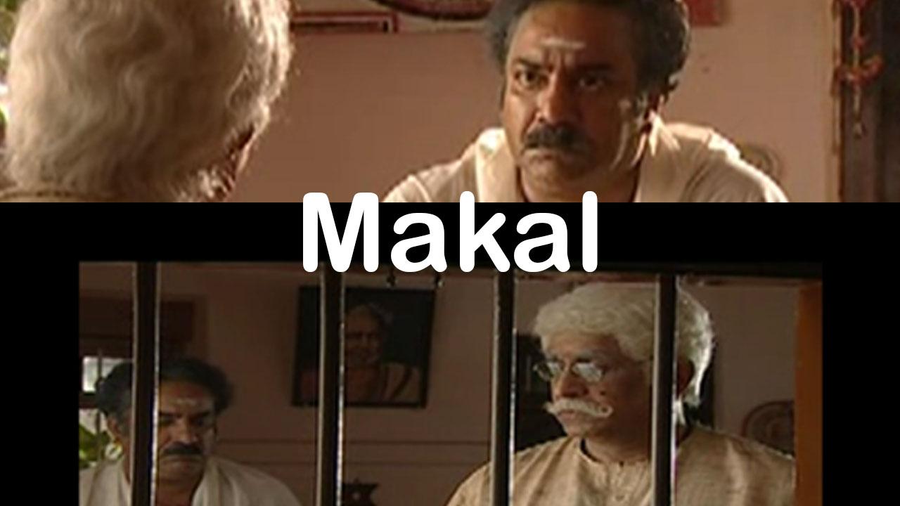 Poster of Makal Eps 18