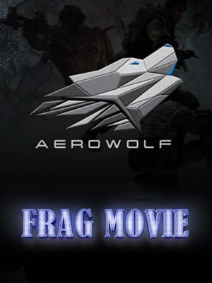 Poster of Introduction Video Aerowolf Rainbow Six Siege (R6S)