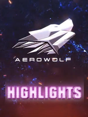 Poster of Aerowolf Eight IPWC