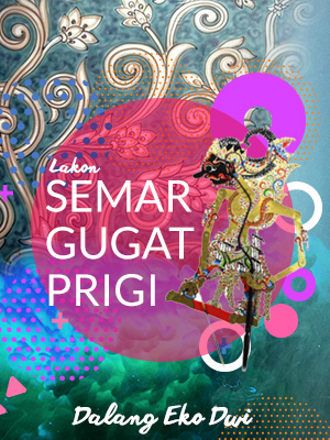 Poster of Semar Gugat Prigi Part 6