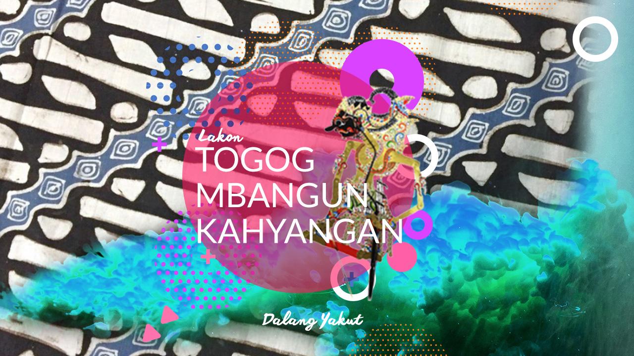 Poster of Togog Mbangun Kahyangan Part 1