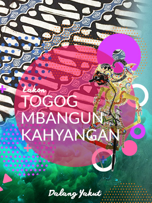 Poster of Togog Mbangun Kahyangan Part 2