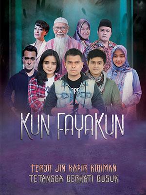 Poster of Teror Jin Kafir Kiriman Tetangga Berhati Busuk