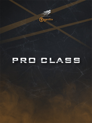 Poster of Pro Class : Karrie by GFLX BadBoy