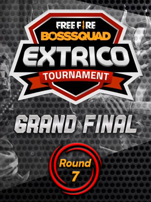 Poster of Free Fire Bosssquad Extrico Tournament Round Part 7