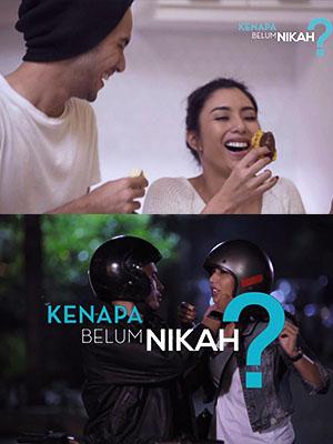Poster of Kenapa Belum Nikah? Eps 1 Part 1: Ciuman Pertama Dara