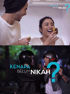 Poster of Kenapa Belum Nikah? Eps 3: Cinta Biru