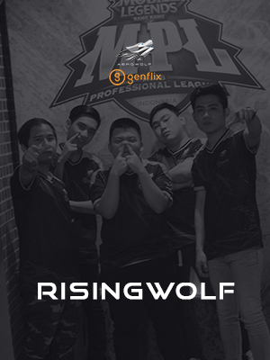 Poster of Rising Wolf: Eps 8
