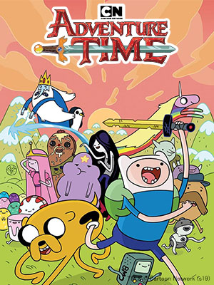 Poster of Adventure Time Season 3 Eps 18