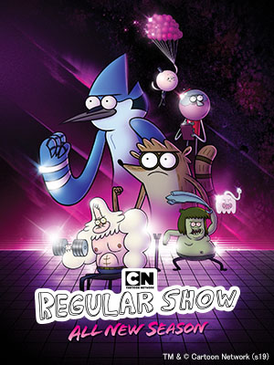 Poster of Regular Show Season 7 Eps 34