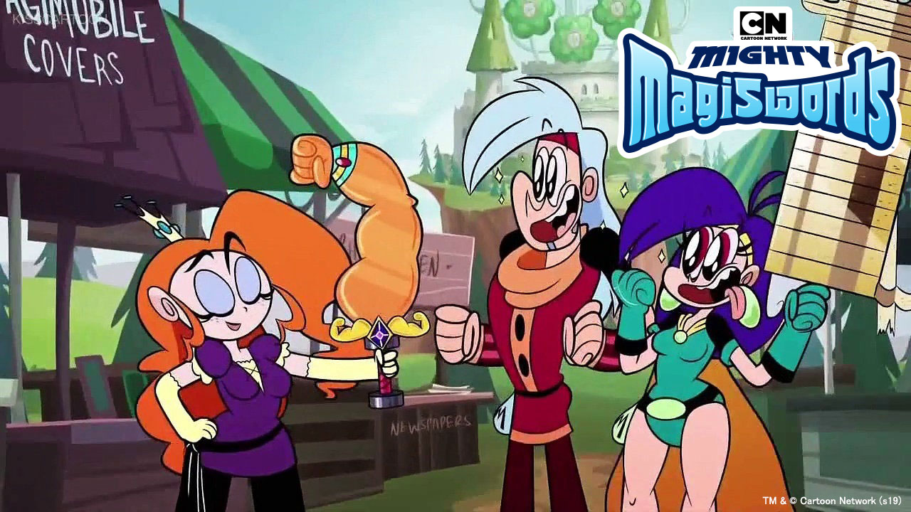 Poster of Mighty Magisword Eps 50