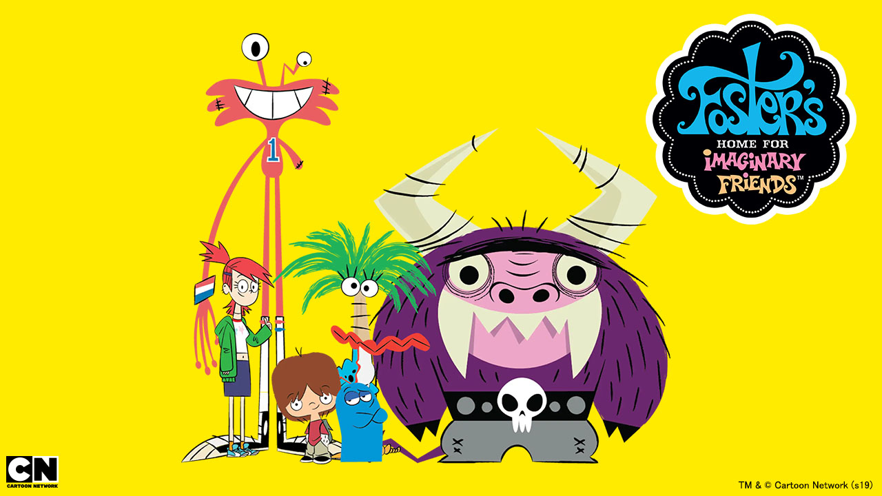 Poster of Foster's Home For Imaginary Friends Season 6 Eps 11