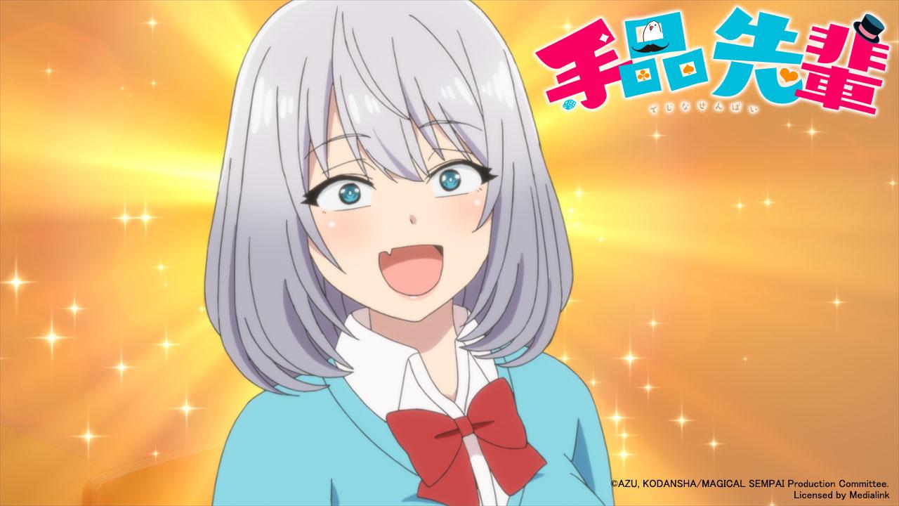 Poster of Magical Sempai Eps 1