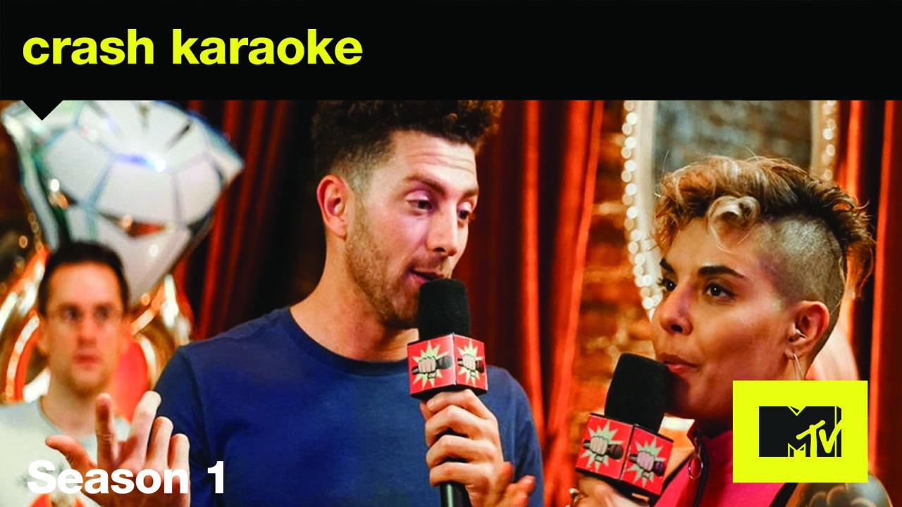 Poster of Crash Karaoke Season 1 - Eps 10