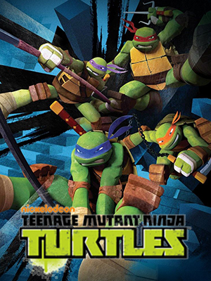 Poster of Teenage Mutant Ninja Turtles Season 1 - Showdown