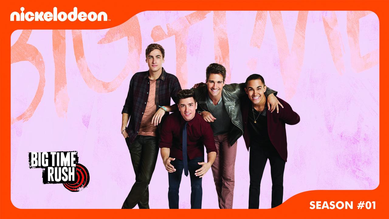 Poster of Big Time Rush Season 1 Eps 6 - Big Time Love Song