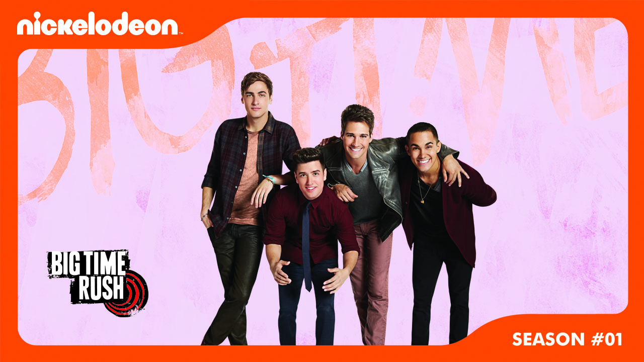 Poster of Big Time Rush Season 1 Eps 9 - Big Time Break