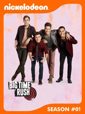 Poster of Big Time Rush Season 1 Eps 14 - Big Time Terror