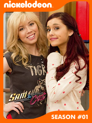 Poster of Sam & Cat Season 1 Eps 12 - Babysitting Commercial