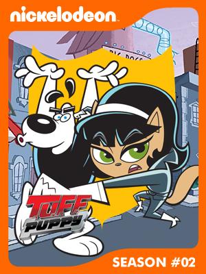 Poster of T.U.F.F Puppy Season 2 - Acting TUFF/Subliminal Criminal