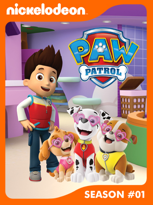 Poster of Paw Patrol: Pups great Race / Pups Take the Cake