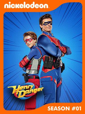 Poster of Henry Danger Season 1 - Substitute Teacher