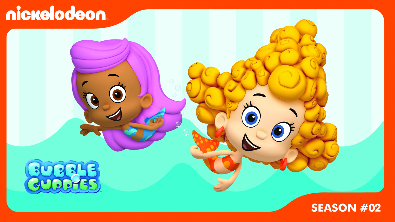 Poster of Bubble Guppies Season 2 - Firefighter Gil to the Rescue!