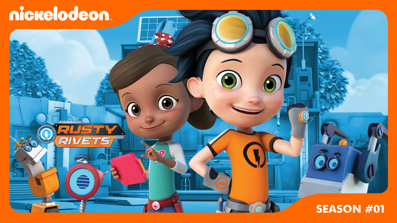 Poster of Rusty Rivets: Rusty Dives In Rusty's Big Top Trouble