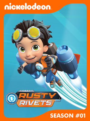 Poster of Rusty Rivets: Rusty's Spooky Adventure/Rusty Loses the Bits