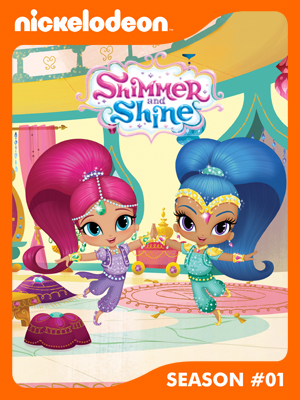 Poster of Shimmer and Shine: Escape Goat