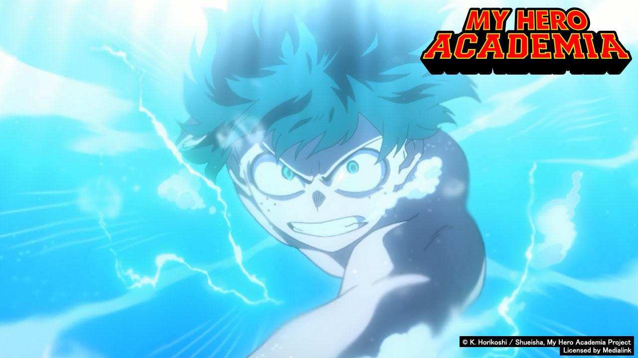 Poster of My Hero Academia Season 3 Eps 6: Roaring Upheaval
