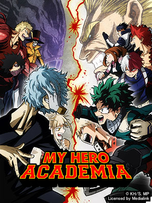 Poster of My Hero Academia Season 3 (Eps 25) Unrivaled