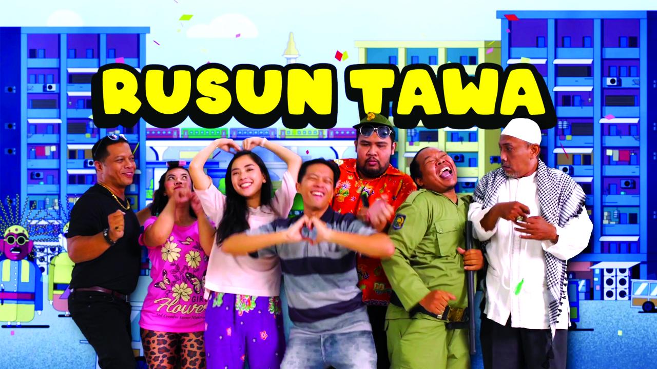 Poster of Rusun Tawa Season 3 (Eps 10)