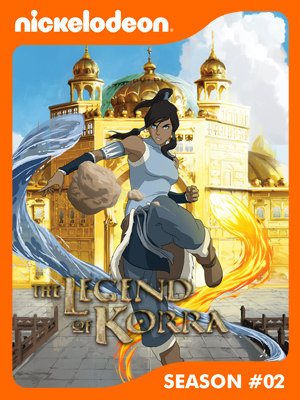 Poster of The Legend of Korra Season 2 Eps 14 - After All These Years