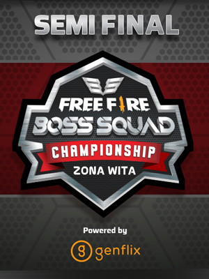 Poster of FREE FIRE BSC Championship Zona WITA Semi Final (Eps 5)
