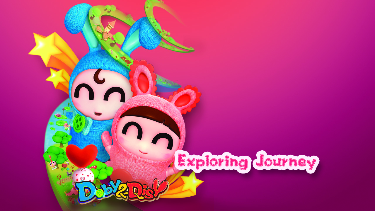 Poster of Doby & Disy's Exploring Journey Eps 8