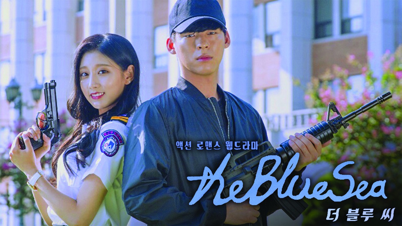 Poster of The Blue Sea Eps 4