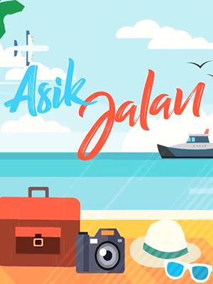 Poster of Asik Jalan
